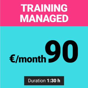 2 day training managed for non-members