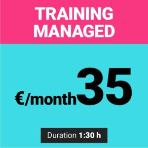 1 day targeted training for members